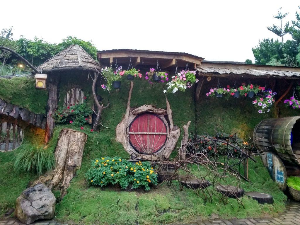Objek Wisata Farmhouse Lembang