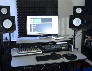 Cara Membuat Home Recording Murah