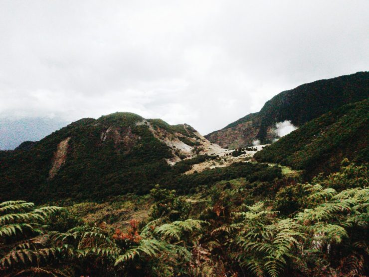 wisata gunung papandayan