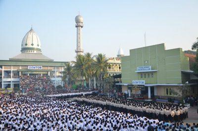 gontor, pesantren terbaik di Indonesia