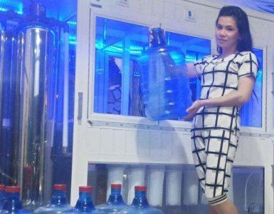 air minum isi ulang